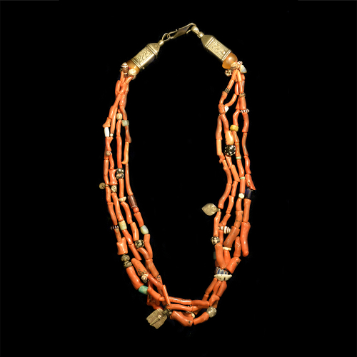Coral neklace