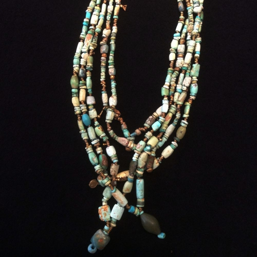 Necklace from Iran