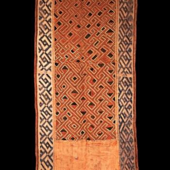 Fabric from Kongo