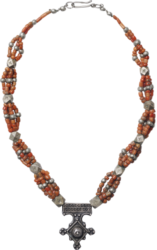 Necklace from Morocco Berbere