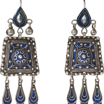 Earings from Pakistan